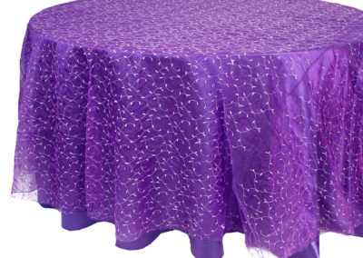 Purple Vine Overlay