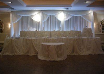 Backdrops & Room Draping #09