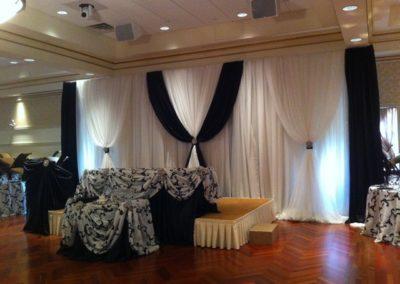 Backdrops & Room Draping #02