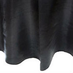 Black Satin Napkin