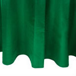 Emerald Green Satin Napkin