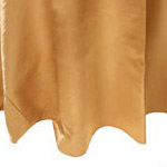 Gold Satin Napkin