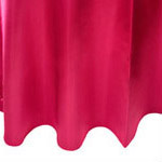 Hot Pink Satin Napkin