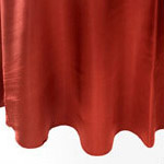 Rust Satin Napkin