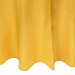 Yellow Satin Napkin